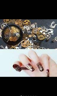 Wheel nail