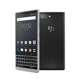 BlackBerry KEY2 64GB Silver (水貨)