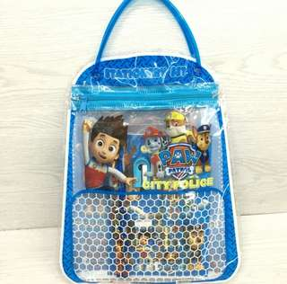 Children's Birthday Party Paw Patrol Goodies Bag