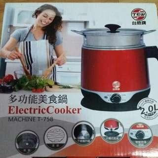 🚚 多功能美食鍋(MACHINE T-758)台熱牌