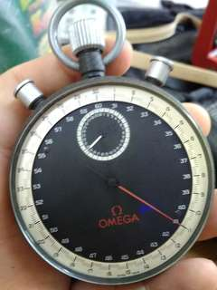Vintage  Omega Olympic stopwatch