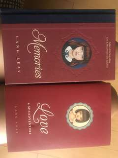 Memories, Love & Misadventure by Lang Leav