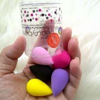 Mini Beauty Blender Sponge 5in1