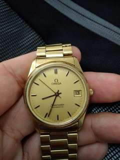 Vintage Omega  25 years award   award watch