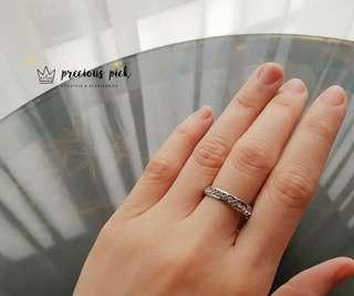 Crystal 360 Ring