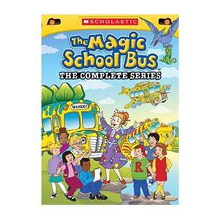 Magic School Bus DVD - 52 episodes BN
