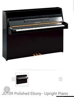 Yamaha JU109 Silent Upright Piano