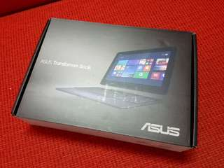 Asus T100t平板筆電
