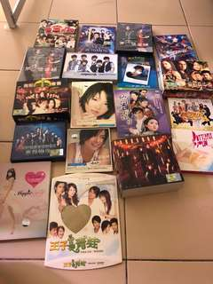 Various CD/VCD/DVD
