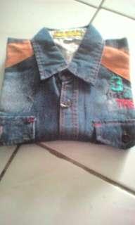 Baju lepis anak