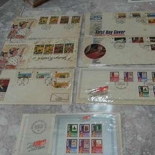 Stamp Singapore