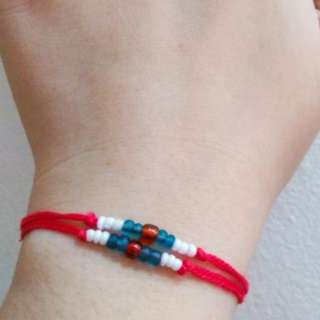 Beautiful Journey Couple Bracelet 01 (1 pair)