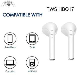 Airpods similar HBQ I7S TWS 真無線藍牙耳機(配充電盒)