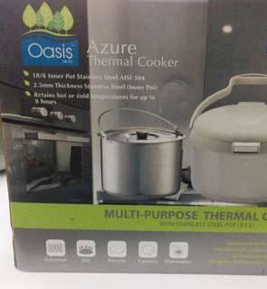 🆕Oasis azure thermals cooker