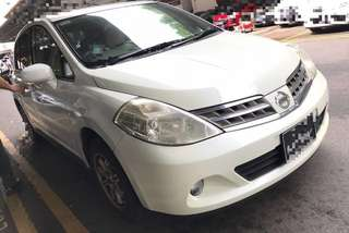 Nissan Latio Sport