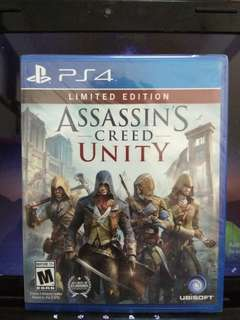 PS4 Games - Assassin's Creed Unity