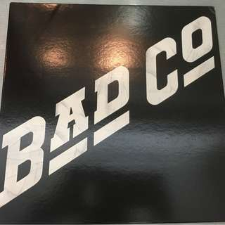 Bad Company ‎– Bad Company, Vinyl LP, Monarch Pressing, Swan Song ‎– SS 8410, 1974, USA