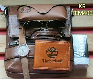 Set Timberland 5 in 1