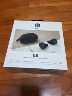 Authentic B&O Beoplay E8