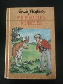 Enid Blyton:Mr meddles muddles