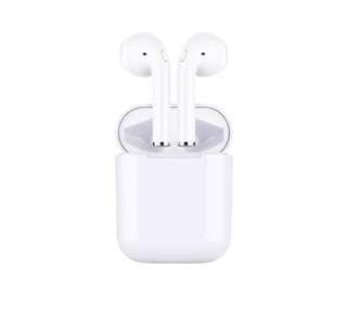 Airpods similar airplus藍牙耳機 如airpods般的音效(盒不完美)
