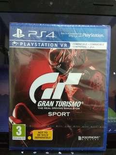 PS4 Game - Gran Turismo Sport (GT Sport)