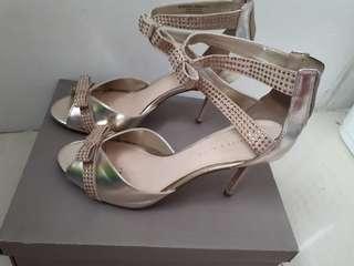 Sepatu wanita CK heels 9cm
