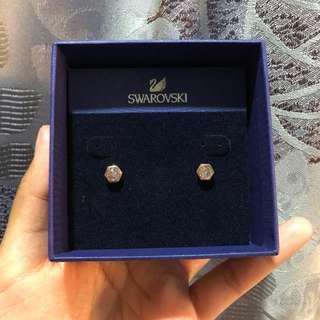 Swarovski Earrings (Stud)