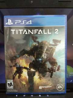 PS4 Games - Titanfall 2