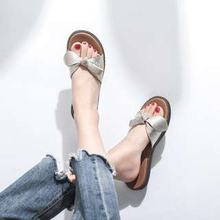 [PO] Ribbon Sandals