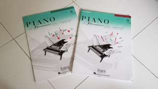 Piano Adventures Performance and Lesson Book Level 3A