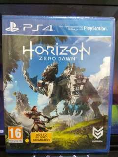 PS4 Game - Horizon Zero Dawn