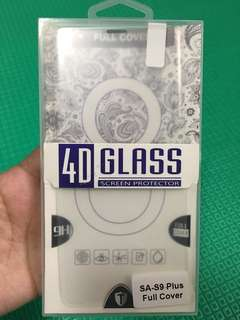 Samsung S9+ Tempered Glass Screen Protector