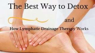 Promotion Lymphatic Drainage Therapy