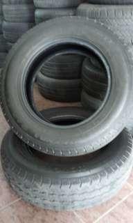 Used koyote tyre 195/75R/16C