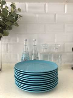 Ikea dinner plates (12 pieces)