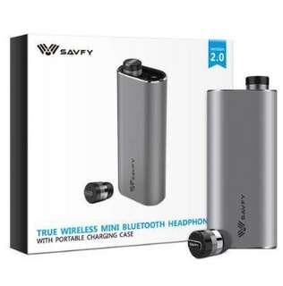 🚚 Savfy Mini Wireless Bluetooth Earbud Headphones Earphones headset