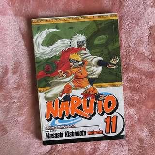 Naruto 11 by Masashi Kishimoto