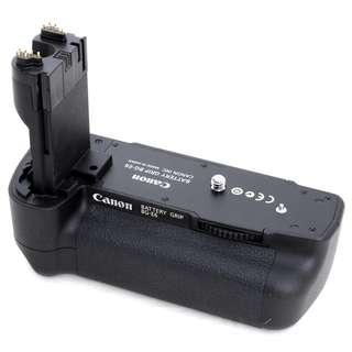 Canon 5D Mark II Battery Grip (Original)