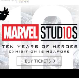 Marvel Studios: Ten Years of Heroes