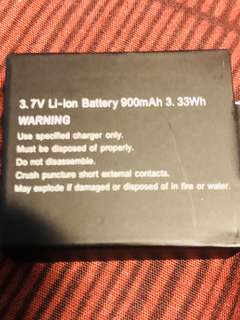 3.7v li-ion battery 9800mah 3.33wh