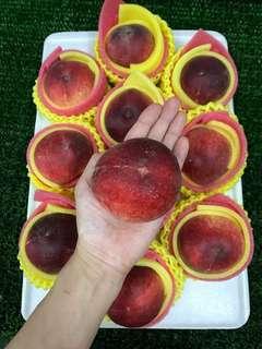 加州水蜜桃