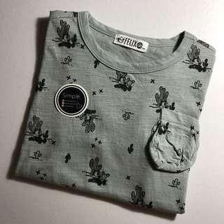 Felix . Pocketshirt [ 6-8yr ]