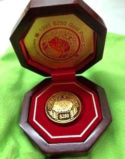 Zodiac Gold Coin (Pig) - 999 Gold ❤️
