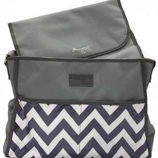 Brand New Thomson Medical Mum's Two way Handcarry and Sling Diaper Bag [not skip hop, jjb]