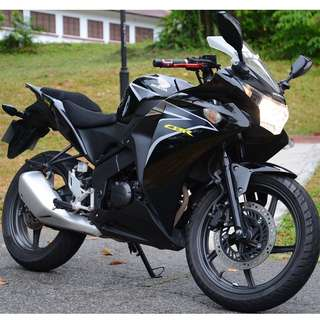 """Price Reduced to Sell"" Honda CBR 150, Class 2B, Bike for Sale"