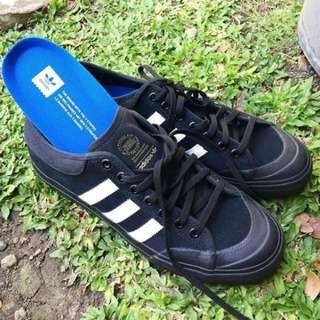 Adidas Matchcourt Original Black/Suede 9US