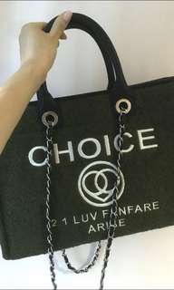 Chanel Tote Bag style CHOICE ♥️♥️ON SALE♥️♥️