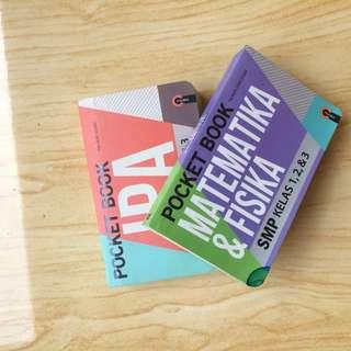 Pocket book ipa & fisika smp rangkuman buku SKS dapet 2
