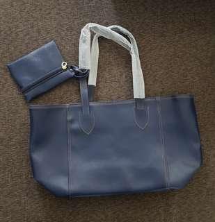 Tas Bag Navy